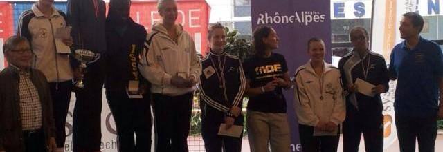 Pauline Ranvier, des débuts en bronze / Les cadets à Budapest