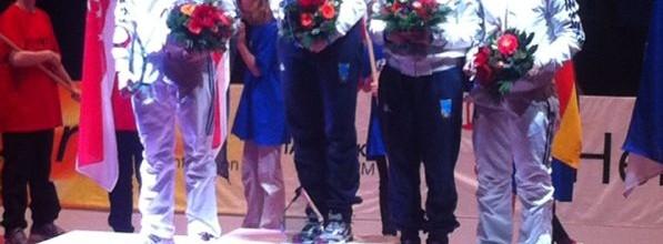 Les juniors dans le top 10 mondial – les minimes et cadets sur les podiums