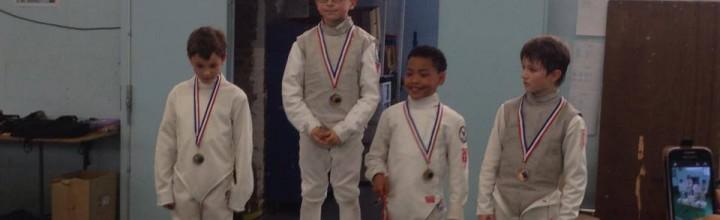 Championnats départementaux : une pluie de médailles