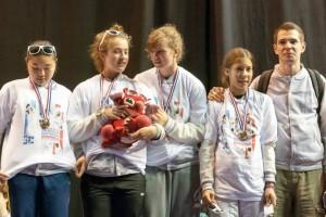podium fille FDJ 2014