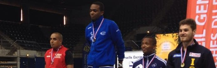 Enzo LEFORT , champion de France !