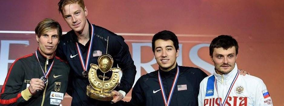 podium CIP 2016