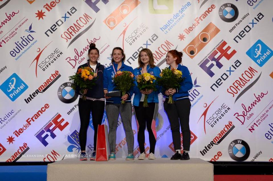 FDS podium france N2