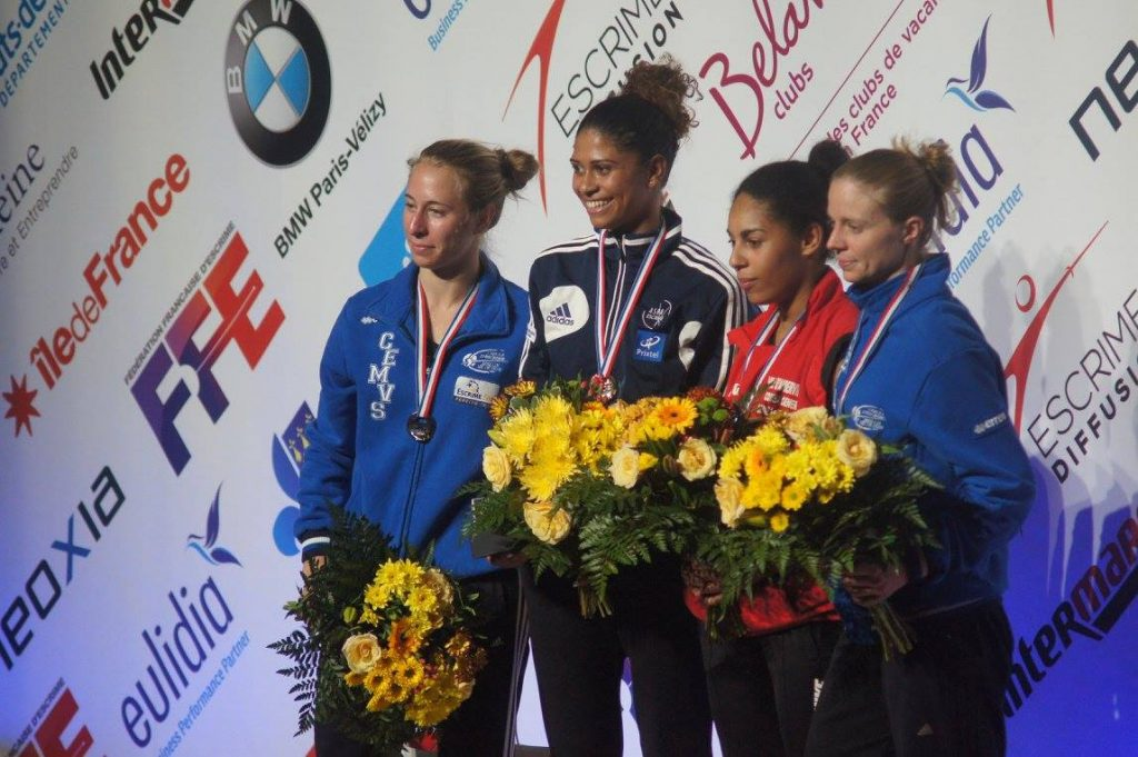 podium France N1 2016 FDS
