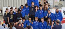 Championnats de France M20 – 3 médailles dont le titre pour les garçons !