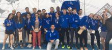 Des Championnats de France seniors exceptionnels : 9 médailles !