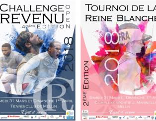 Challenge Revenu et Tournoi de la Reine-Blanche 2018